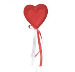 Velvet Heart Pick