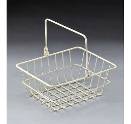 Rectangular Mini Wire Basket