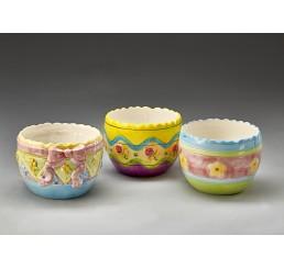 Ceramic Easter Egg Pottery