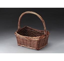 Rectangular Willow Basket
