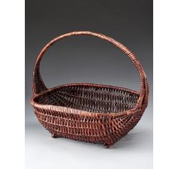 Split Willow Single Basket