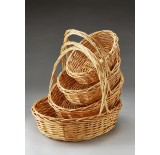 Oval Willow Set/4