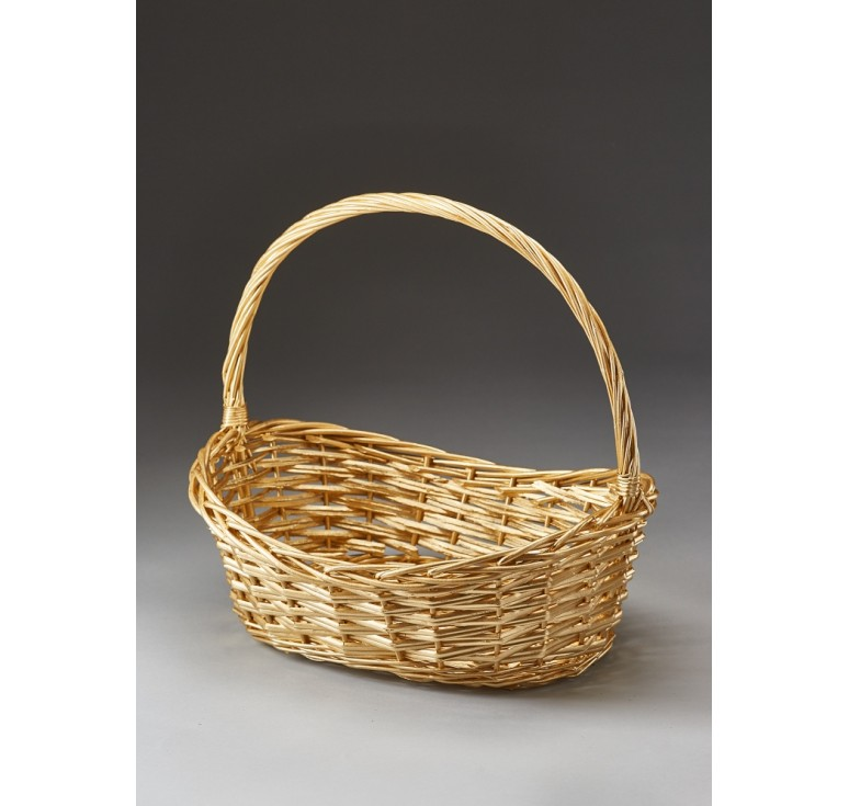 Oval Willow Single with East West Handle  **VERY LOW INVENTORY
