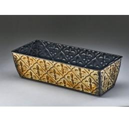 Rectangular Metal Container