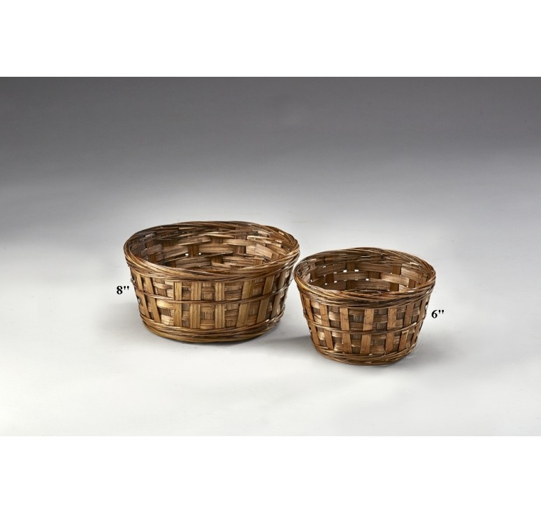 "6"" Bamboo Bowl"