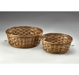 "10"" Bamboo Bowl"