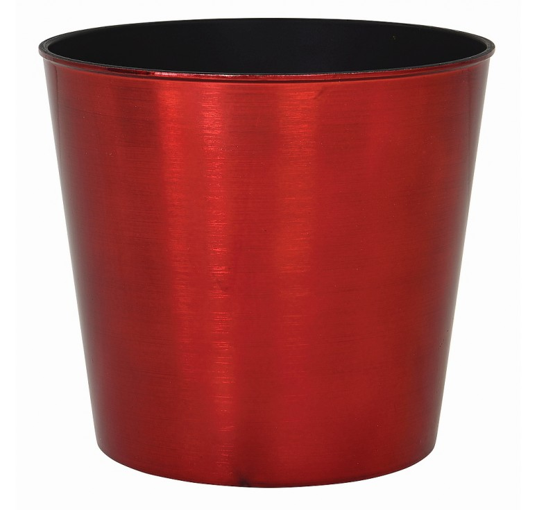 Recycled Plastic Container - Red