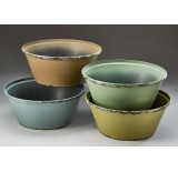 Assorted Color Hard Plastic Bowls