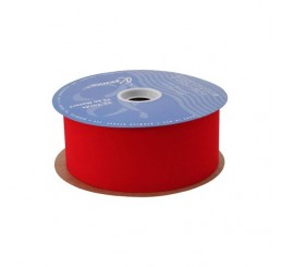#40 Veltex® Red Velvet Ribbon