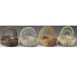 Oval Willow Set of 4